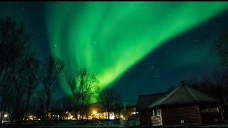 Northern Lights: Vesterålen, Norway, 2016 | 4k Timelapse