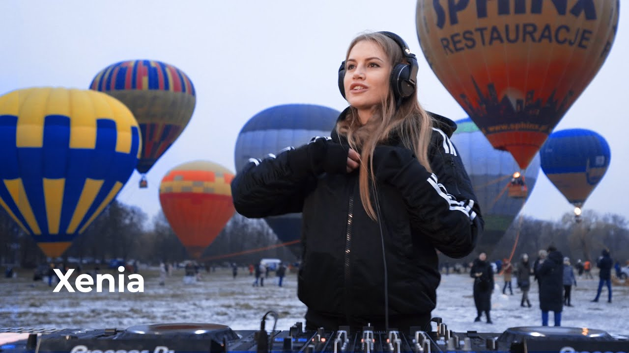Xenia - Live @ Radio Intense Balloon Fest, Ukraine 2020