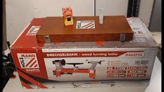 Holzmann D460XFL Set - Auspacken & Vorstellung, unboxing