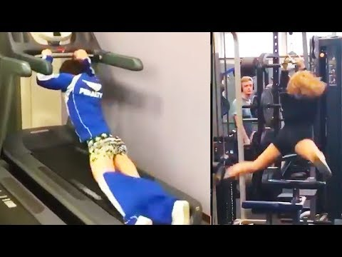 Ozzy Man s Commentary on Gym Fails