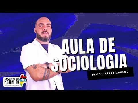 Aula 02 | Relação entre indivíduo e a sociedade na Sociologia Clássica - Parte 01 de 03 - SOCIOLOGIA