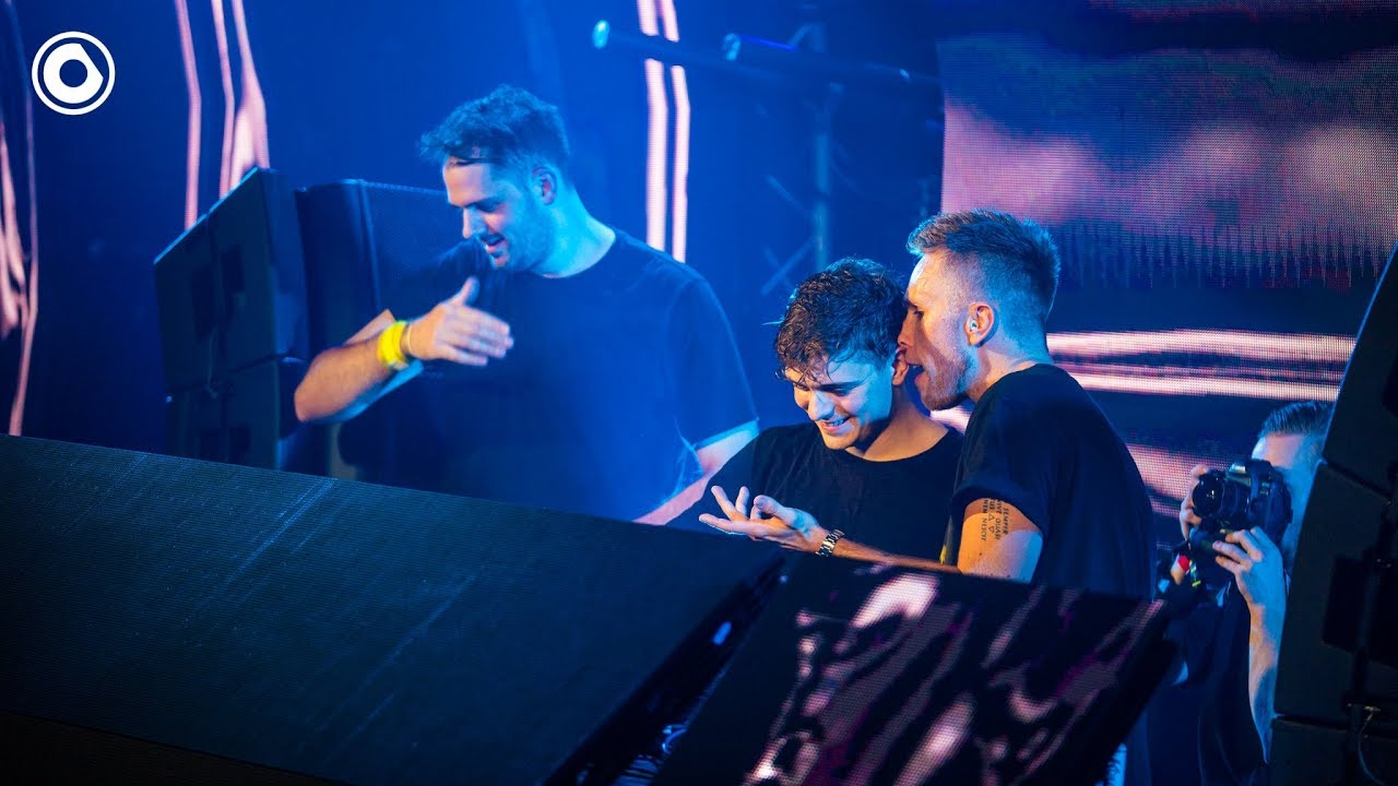 Nicky Romero, Martin Garrix, W&W, Deniz Koyu and friends - Live @ Protocol X ADE 2018