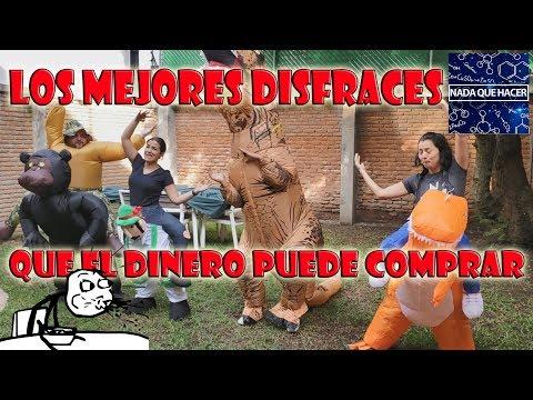 LOS 5 DISFRACES MÁS DIVERTIDOS QUE EL DINERO PUEDE COMPRAR |NQUEH