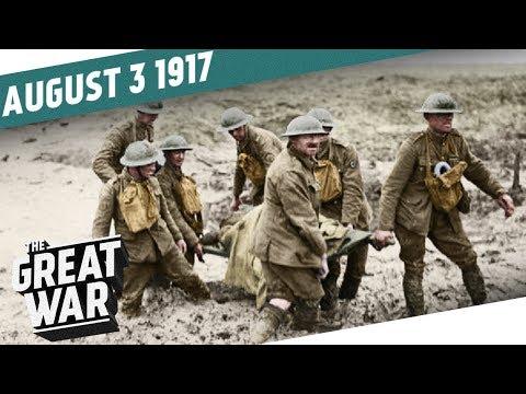 Bitva o Passchendaele - Velká válka