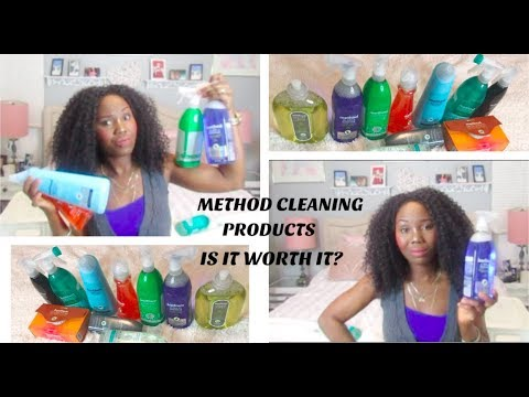 Honest Review on Method Cleaning Products | Abiandbaby