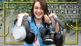 Großer KOPFHÖRERVERGLEICH | Im Soundlabor getestet | Review (deutsch)