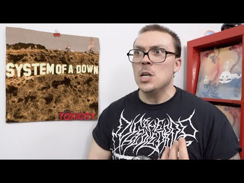 System of a Down – Toxicity ALBUM REVIEW