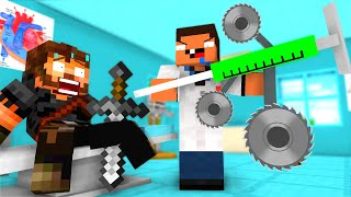 Dr. Noob Life - Operation 7 - Craftronix Minecraft Animation