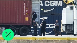 Authorities Seize over 16 Tons of Cocaine Worth $1B at Philadelphia Port.