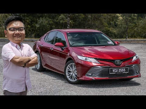 FIRST DRIVE: 2019 Toyota Camry 2.5V Malaysian review