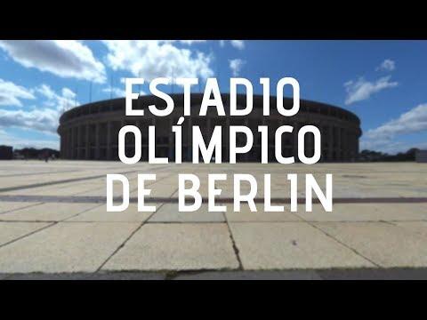 Estadio Olímpico de Berlín: ¡una maravilla!