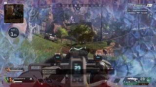 Gibraltar Ultimate - Defensive Bombardment Kills (Apex Legends)
