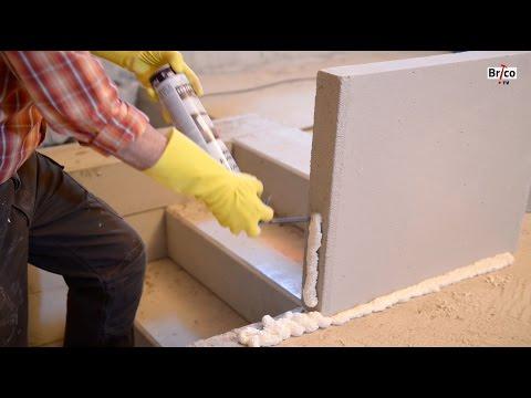 coller des plaque de pl tre au mur tuto brico de robert pour utiliser la. Black Bedroom Furniture Sets. Home Design Ideas