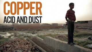 Copper - Acid and Dust