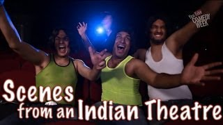 AIB: Scenes From An Indian Theatre
