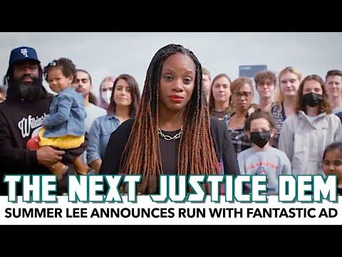 New Justice Democrat Announces Run With Fantastic Ad
