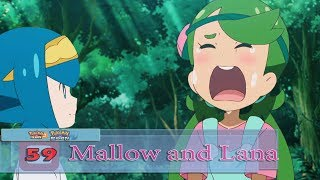 Mallow  - (Pokémon) - Lana and Mallow, the Bittersweet Memories! - Sun and Moon Ep 59