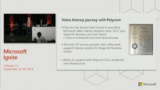 Best practices for a successful Video and Voice deployment on Microsoft Teams - BRK3398