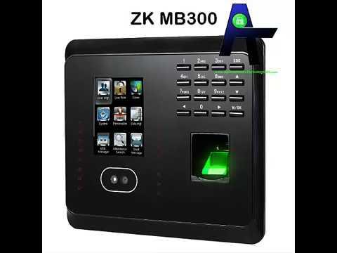 ZKTECO MB360 MANUAL COMO REGISTRAR HUELLAS Y ROSTROS IDEAL PARA OFICINAS