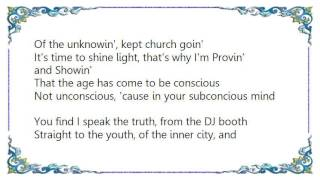 Brand Nubian - Dance to My Ministry Lyrics