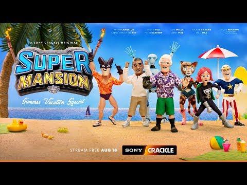 SuperMansion Season 3 SP (Promo 'Summer Vacation')
