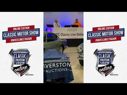Silverstone Charity Car Auction Live