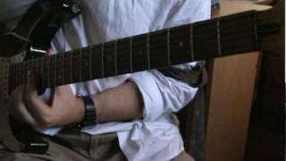 Yngwie - Cross the line cover