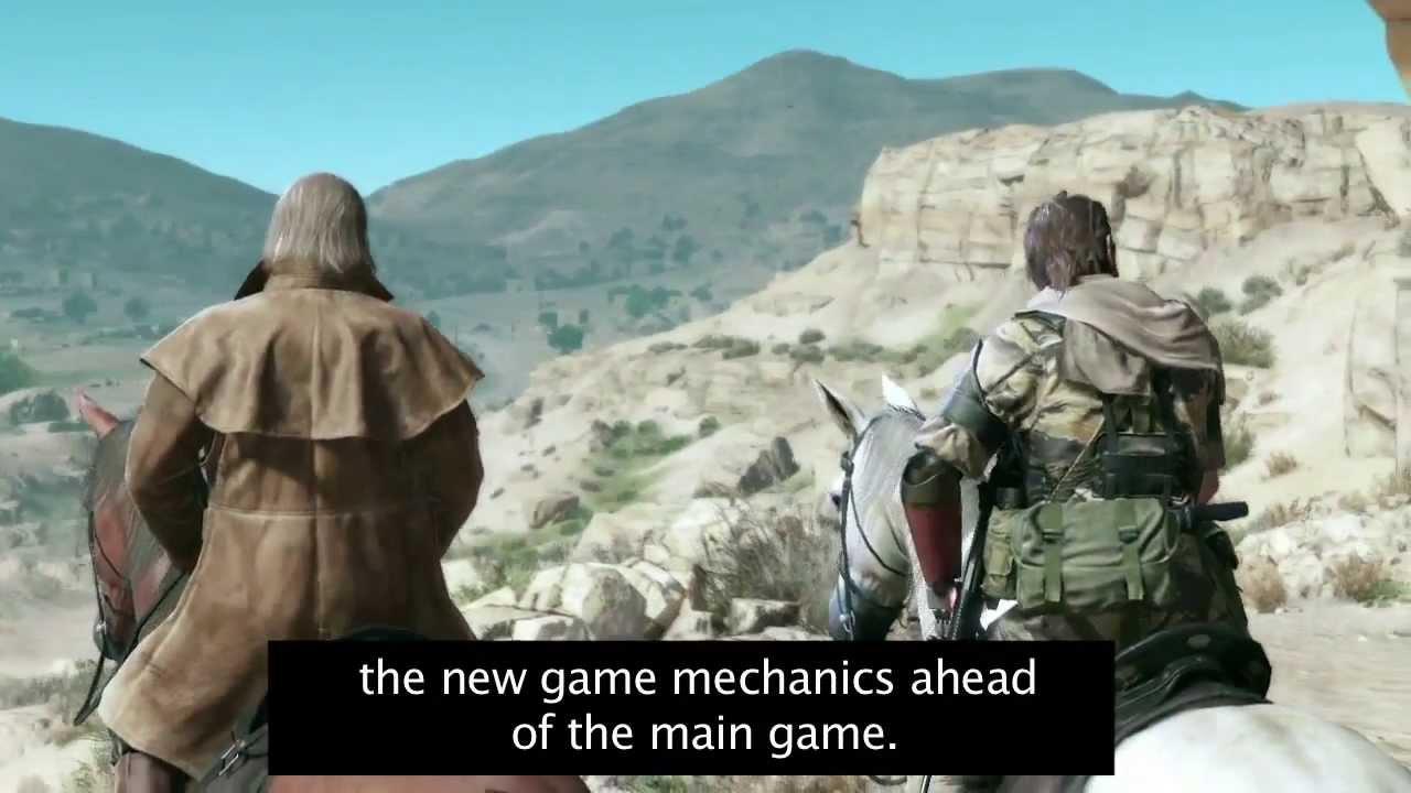Hideo Kojima spricht über Metal Gear Solid 5: Ground Zeroes in exklusivem neuen Video