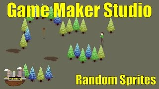 Random Sprites - Game Maker Studio Tutorial