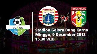 Live Streaming Indosiar Liga 1 Indonesia, Persija Jakarta Vs Mitra Kukar Pukul 15.30 WIB