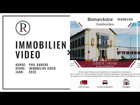 Immobilienvideo für Gewerbeflächen