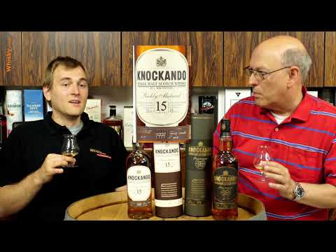 Whisky Review/Tasting: Knockando Richly Matured 15 years
