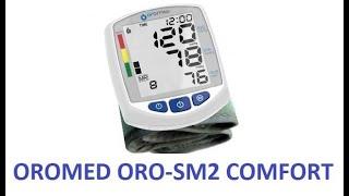 Oromed ORO-SM2 COMFORT - відео 1
