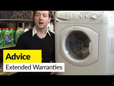 Consumer advice: Extended warranties