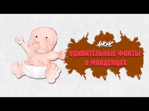 Удивительные факты о младенцах (анонс)