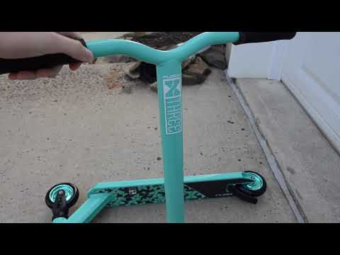 Unboxing Fuzion X-3 Pro Scooter