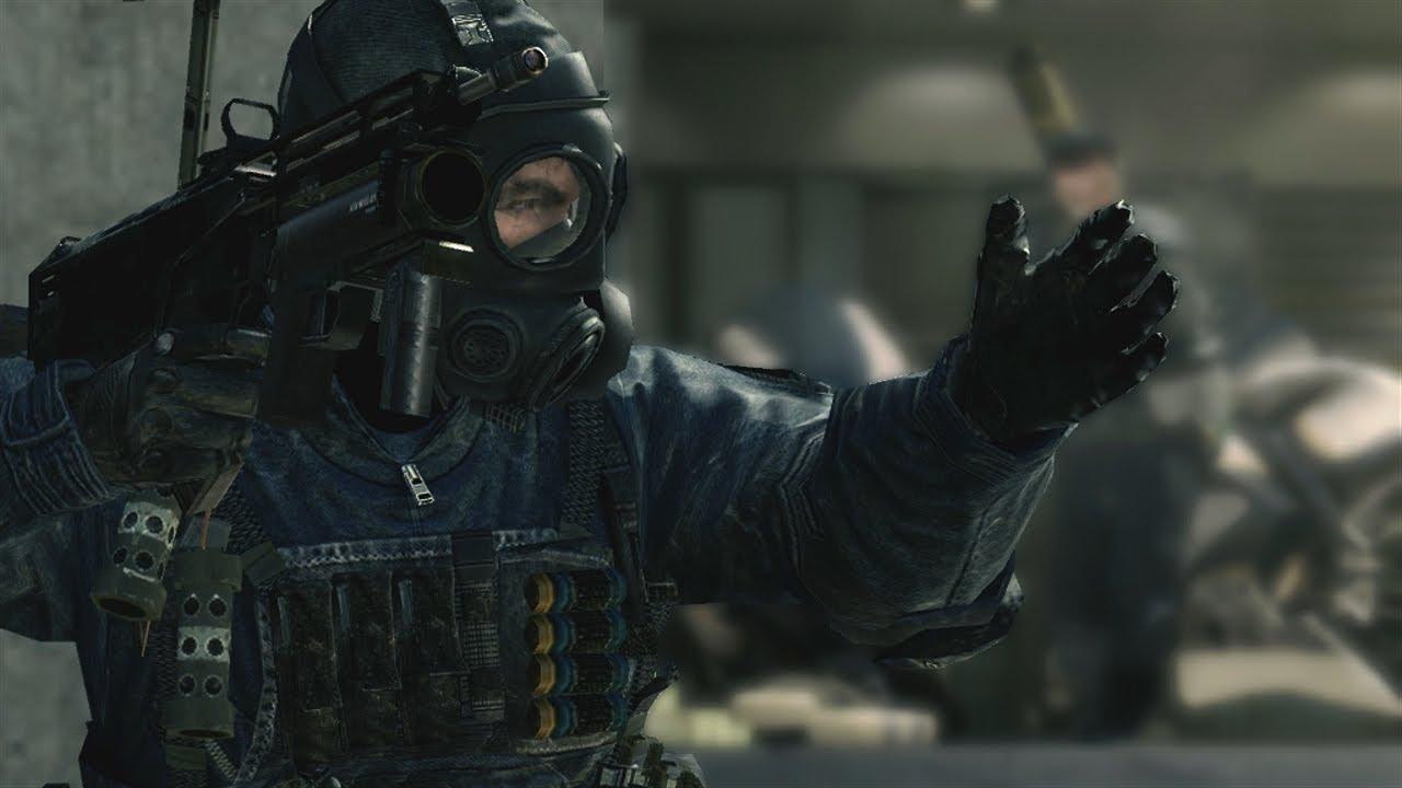 I Like The Sound Of Call Of Duty's 1v1 Mode
