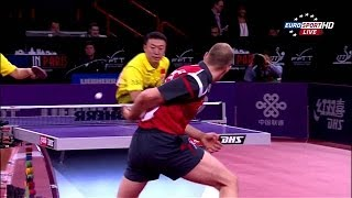 ITTF Top 10 Table Tennis Points of 2013