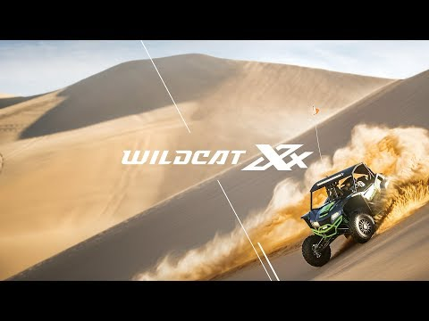 2018 Arctic Cat Wildcat XX in Berlin, New Hampshire - Video 1