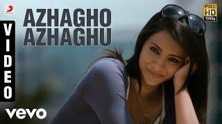 Samar - Azhagho Azhaghu Video | Vishal, Trisha