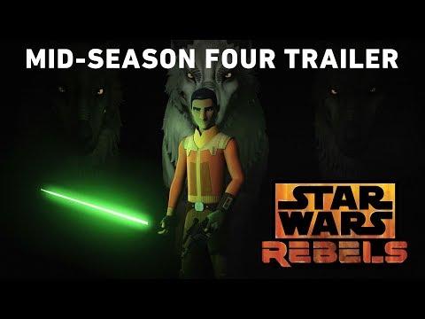 Star Wars Rebels Season 4 Mid-Season Promo