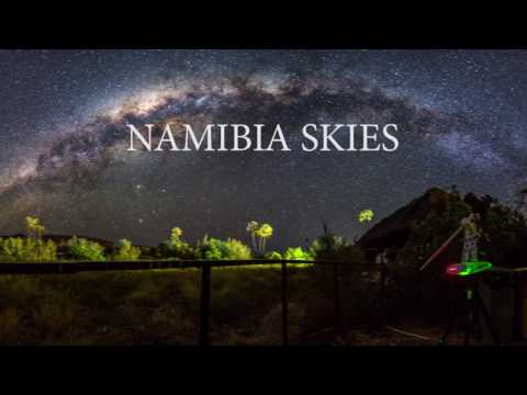 Cielos de Namibia - Alfredo Madrigal