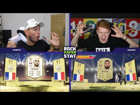 Download HUGE ICON DISCARD ON FIFA 20 😱 EPIC ROCK PAPER STAT vs Jack54!! Mp4 HD Video and MP3