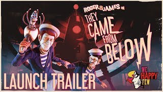 Trailer di lancio They Came From Below