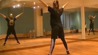香音先生のダンス講座~一緒にやってみよう①~ジャズプリエのサムネイル