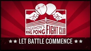 The legendary Ping Pong Fight Club is happening in London on the