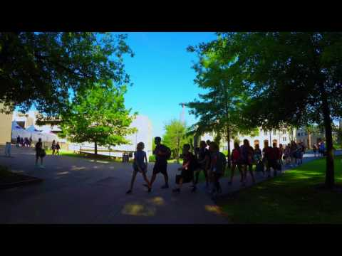 U of A Campus Tour Time Lapse