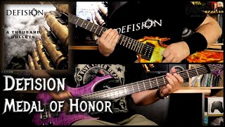 Medal of Honor – Defision (Guitar and Bass Playthrough)