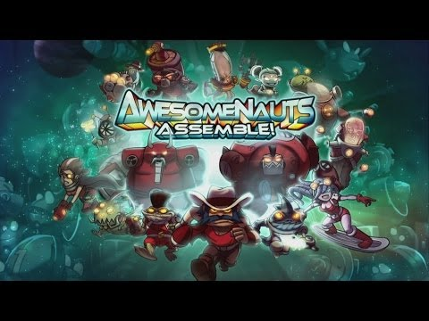 Awesomenauts Assemble! Playstation 4