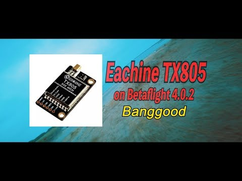 Eachine TX805 (supported smartport)